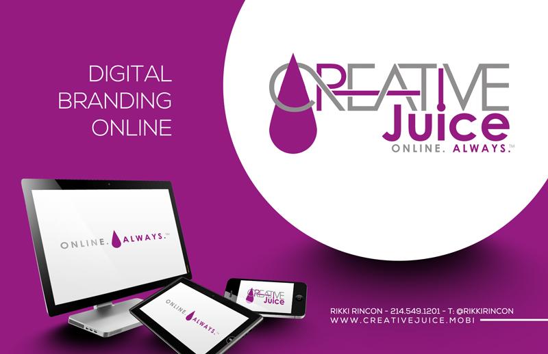 Creative Juice Online--#AlwaysOnline