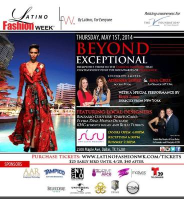Latino Fashion Week Dallas