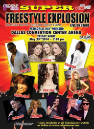 Freestyle Explosion Dallas Sponsor