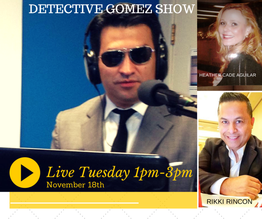 Live Tuesday 1pm-3pm
