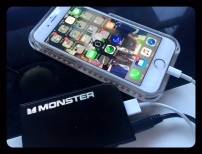 Monster Power Cord Charger