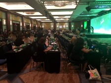 Over 1,500 attend Latinovator Luncheon featuring Rosario Dawson #Hispz16