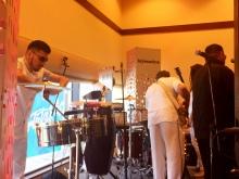 The Effinays live at #Hispz16