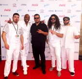 The Effinays on Red Carpet