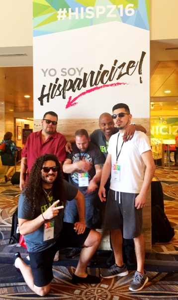 "The Effinays ""SOY HISPANICIZE"""
