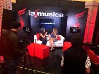 TV Hostess of La Musica Jessie Le Belle with Social Media Queen Lizza XOXO