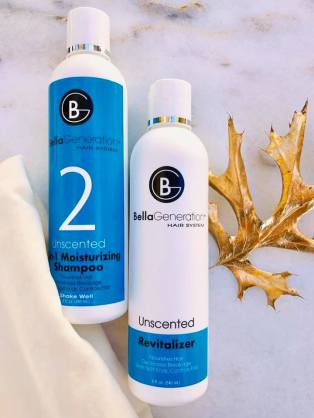 BellaGeneration Hair System
